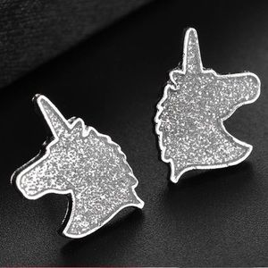 Jewelry - 🦄5 for $35🦄 Sparkly Unicorn Earrings